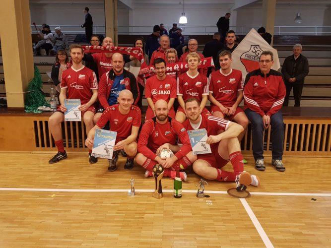 Friedersdorf gewinnt den EDEKA-Adler-Cup 2019