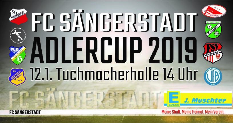 14. Auflage des Adlercups steigt in Finsterwalde