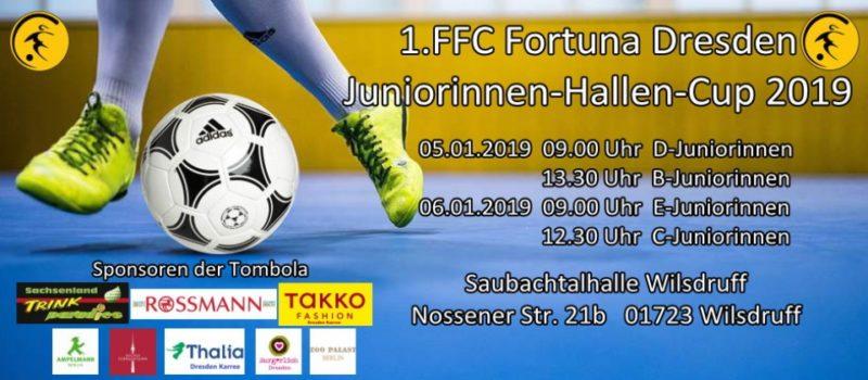 Juniorinnen-Hallen-Cup 2019
