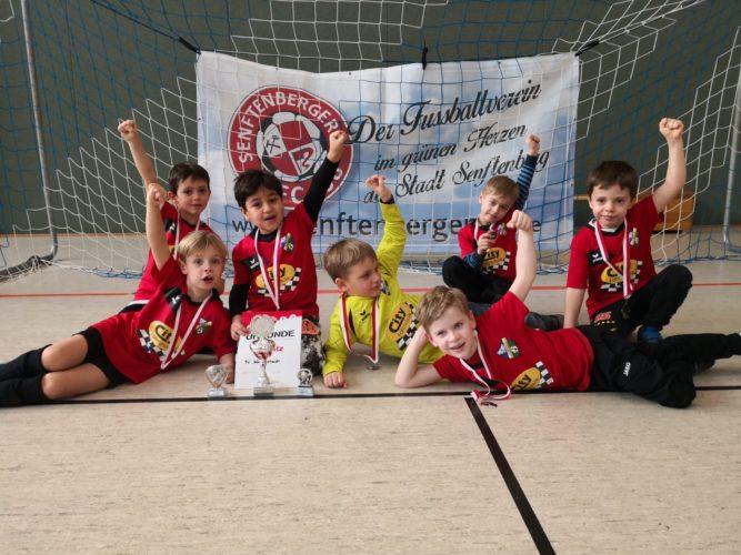 Friseurteam Reimann-Cup G-Junioren SFB
