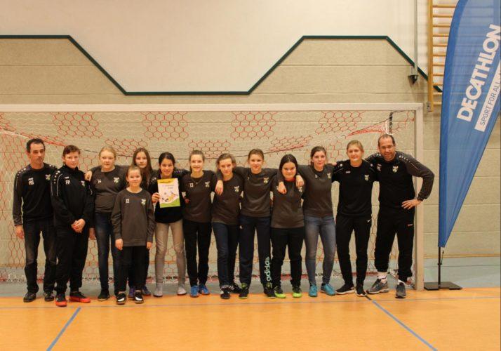 Erster internationaler Vergleich des FC Sängerstadt