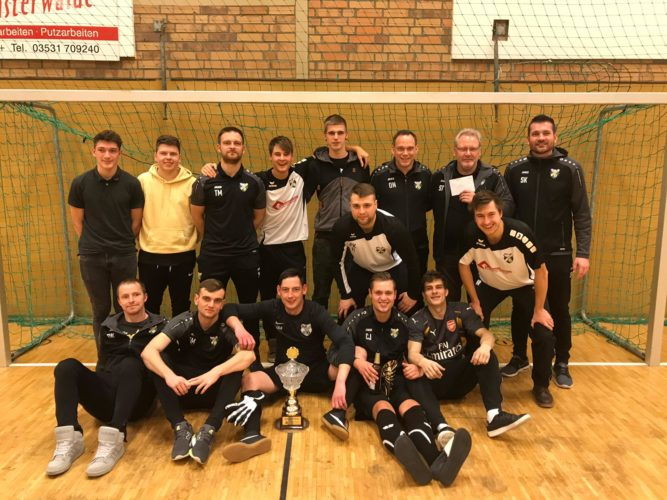 FC Sängerstadt gewinnt den Sparkassen-Cup 2019