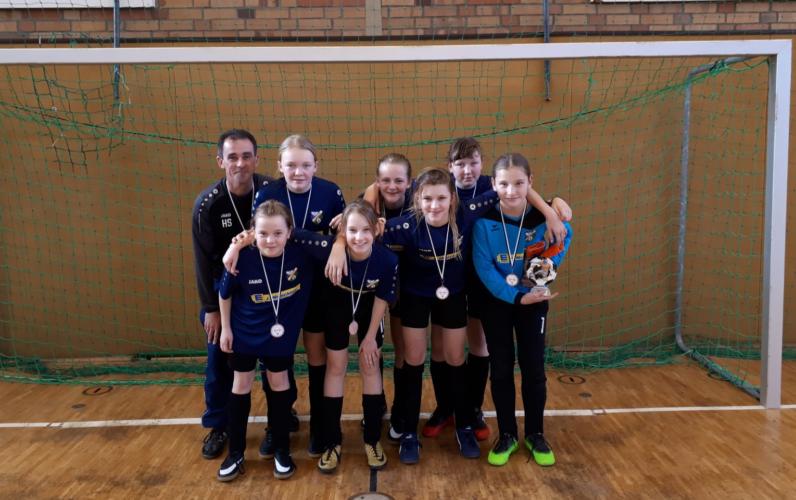 SpG Sängerstadtregion Mädchen U13 mit guter Teilnahme am Opel Cup 2019