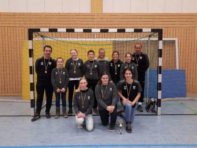 Sängerstadtregion Mädchen belegten dritten Platz in Spremberg