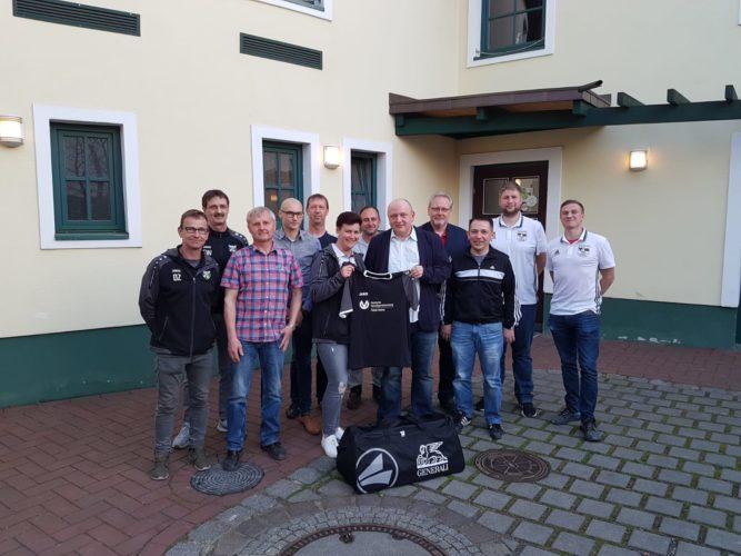 Gründung Jugendförderverein Sängerstadtregion