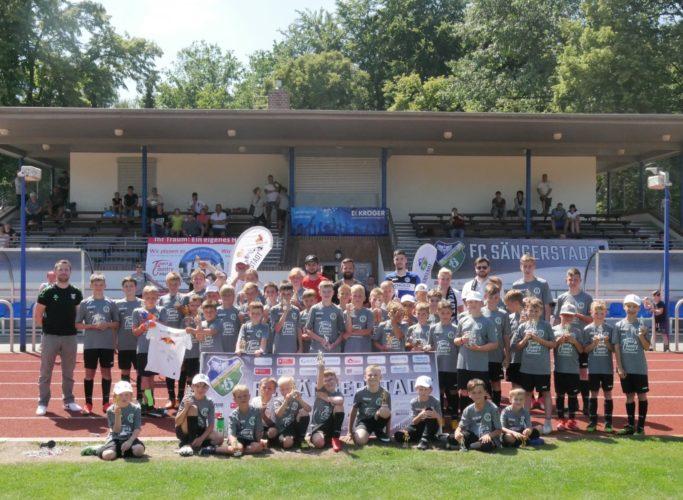 2. Soccer Camp des FC Sängerstadt