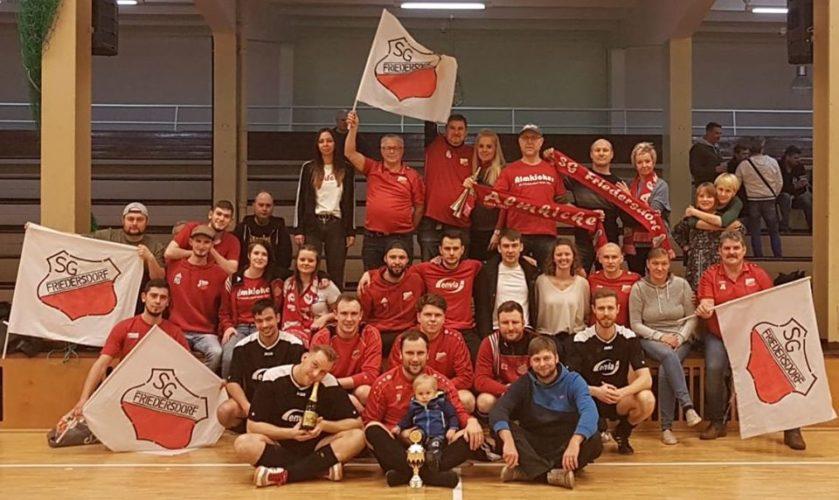 Friedersdorf gewinnt den EDEKA-Adler-Cup 2020 des FC Sängerstadt