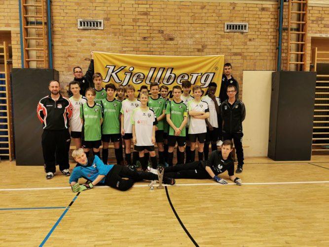 SpG Sängerstadtregion I gewinnt den Kjellberg-Cup der C-Junioren 2020