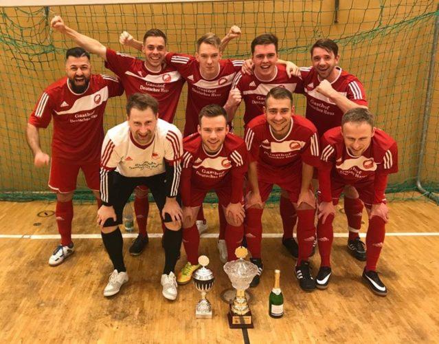 Hohenleipisch gewinnt den Sparkasse-Cup 2020