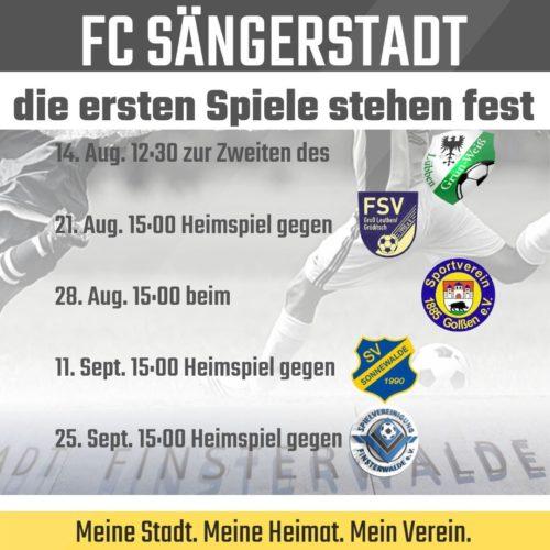 Stadtderby Heimspiel am 25.09.21