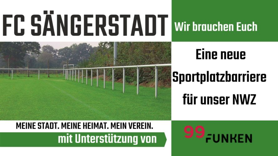 Crowdfunding Projekt – Sportplatzbarriere